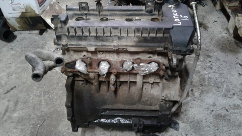 Двигатель Mitsubishi Lancer X СЕДАН 1.5 2009 (б/у)