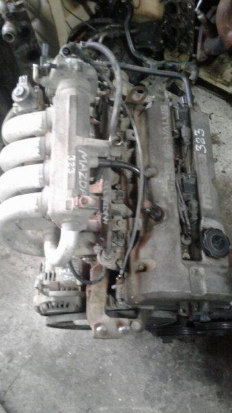 Двигатель Mazda 323 ХЭТЧБЕК 1.5 1998 (б/у)