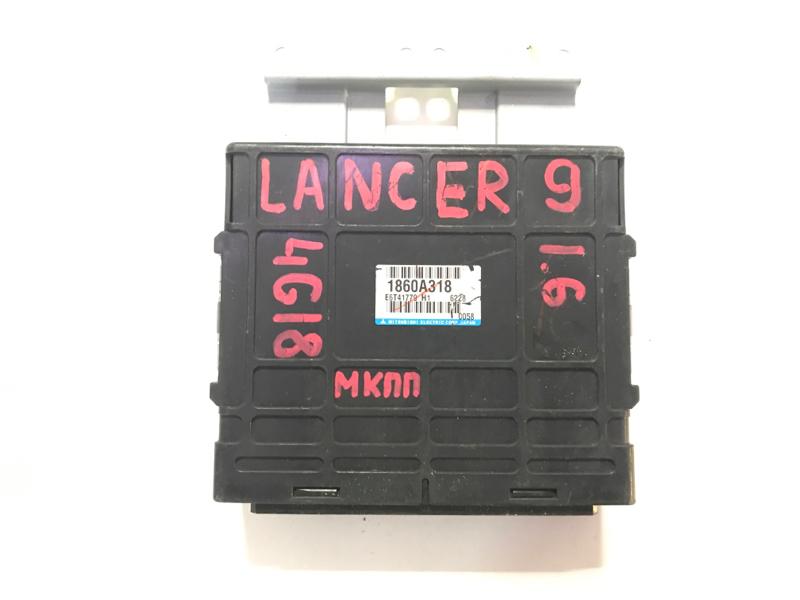 Электронный блок управления Mitsubishi Lancer 9 (CS CT) 4G18 (б/у)