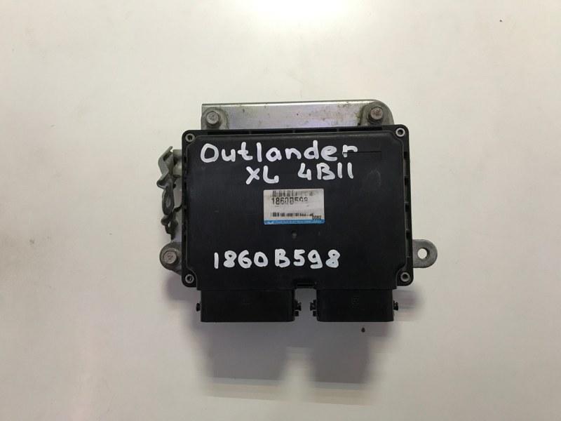 Электронный блок управления Mitsubishi Outlander Xl 2.0 2005 (б/у)