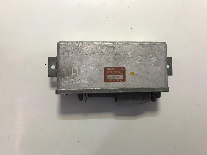 Блок управления abs Audi 100 1991 (б/у)