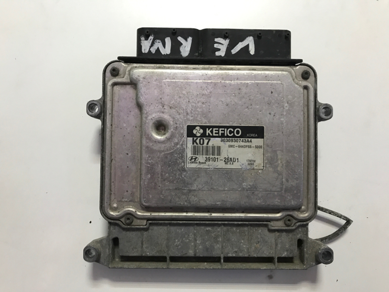 Электронный блок управления Hyundai Accent 2005 (б/у)