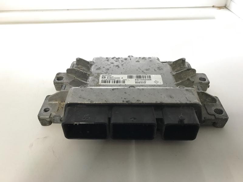 Электронный блок управления Renault Logan 2 2014 (б/у)