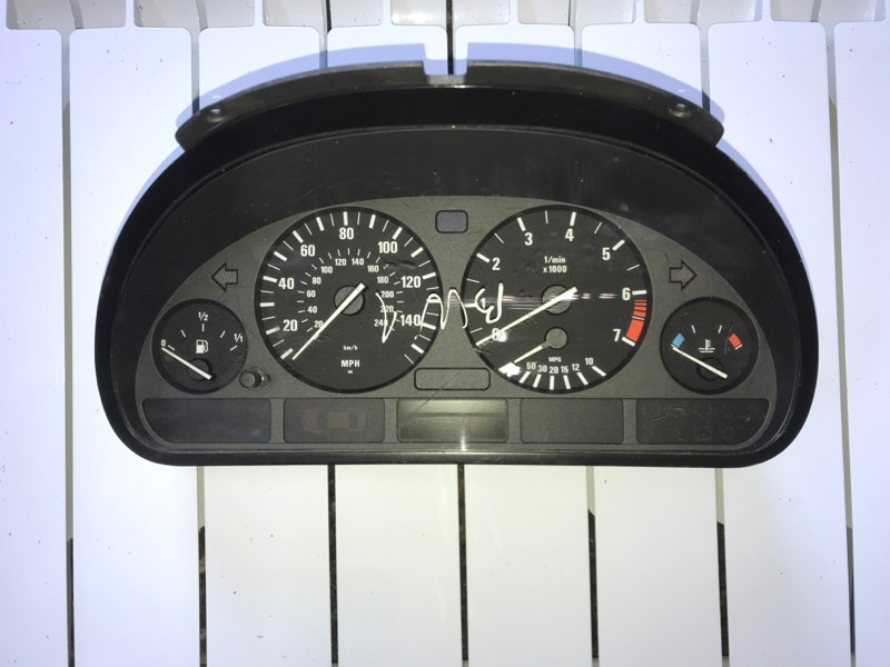 Приборная панель Bmw 5 Series E39 1995 (б/у)