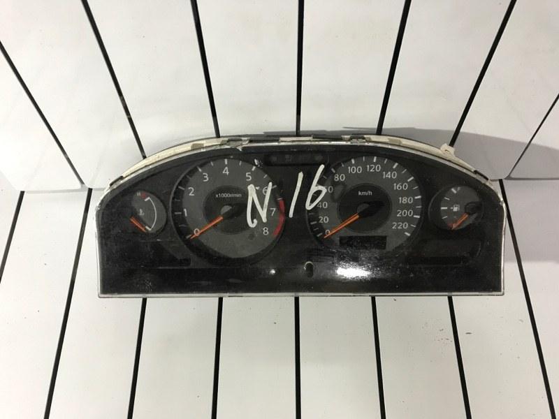 Приборная панель Nissan Almera N16 (б/у)