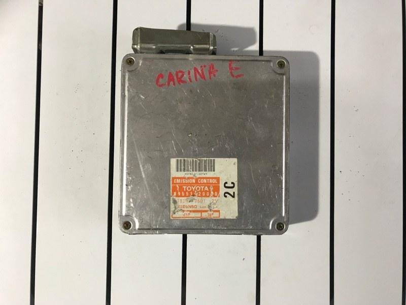 Электронный блок управления Toyota Carina E (б/у)