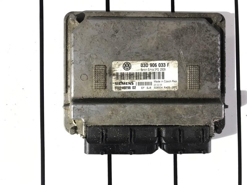 Электронный блок управления Volkswagen Polo (б/у)