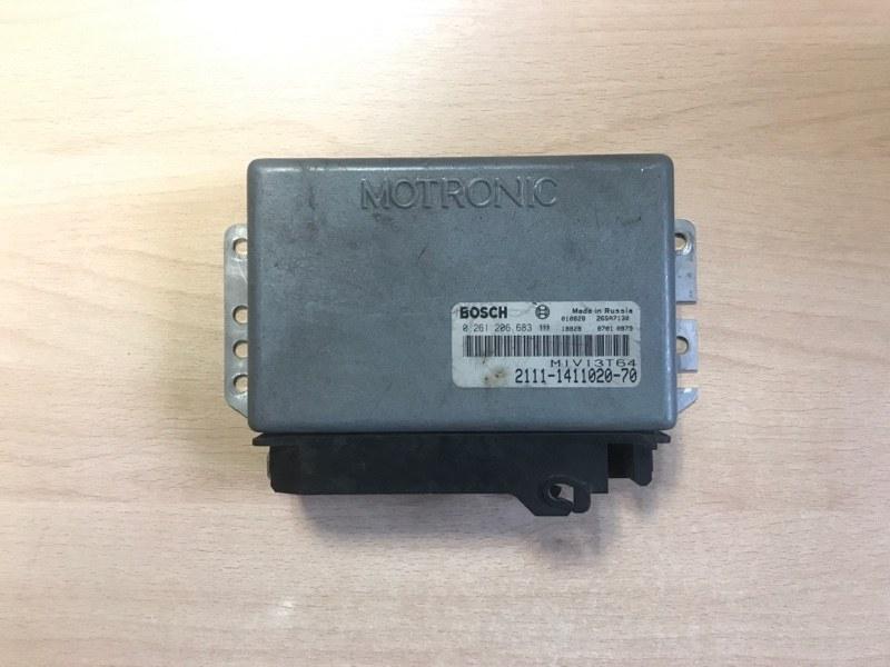 Электронный блок управления Lada (Ваз) 2110 (б/у)