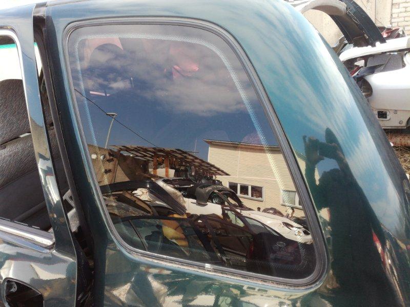 Стекло кузовное Kia Sportage 1 NB7 2000 заднее левое (б/у)