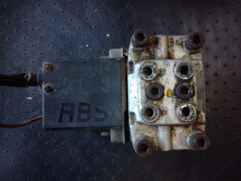 Блок abs Audi 100 C4 1990 (б/у)
