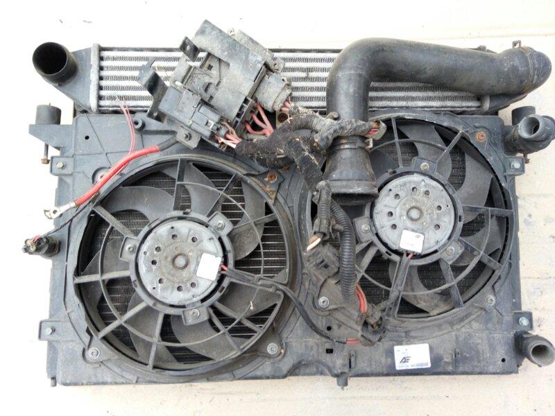 Диффузор радиатора Volkswagen Sharan (б/у)