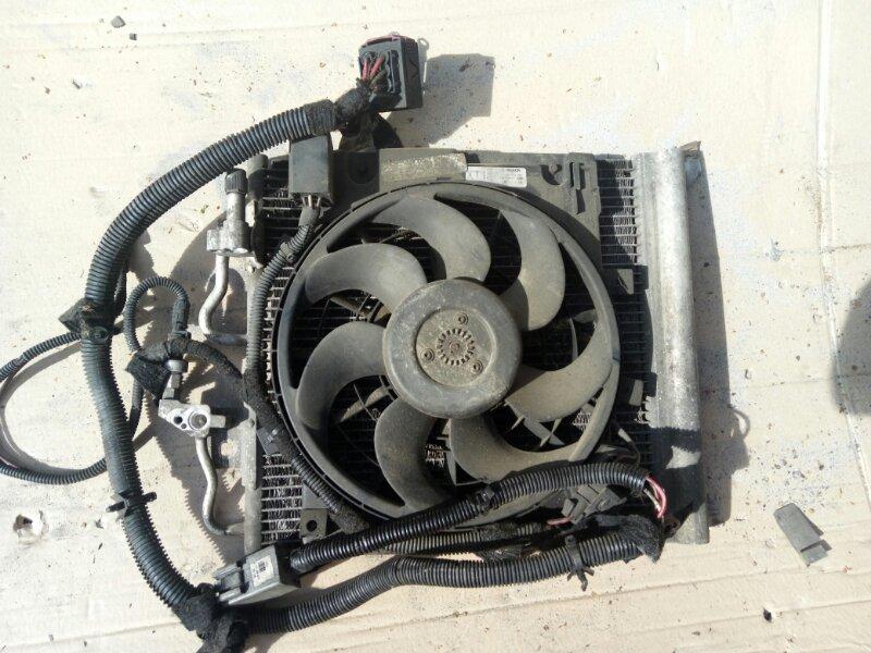Диффузор радиатора Opel Astra H 1.3 D 2004 (б/у)
