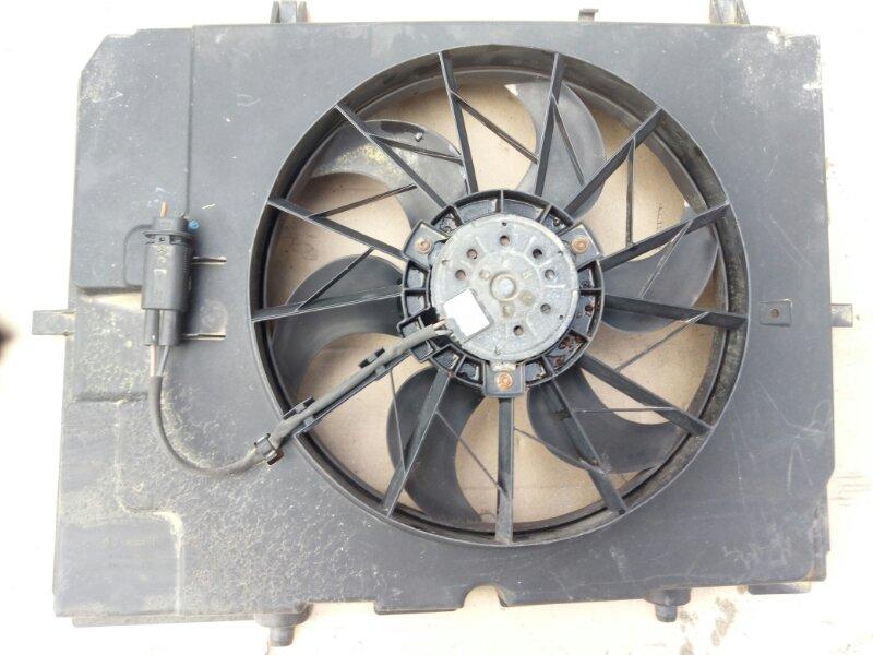 Диффузор радиатора Mercedes Benz E Class W210 (б/у)