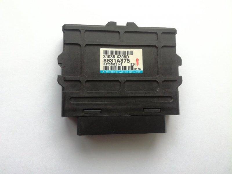 Электронный блок управления Mitsubishi Outlander Xl (CW) 2005 (б/у)