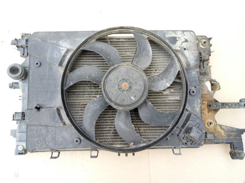 Диффузор радиатора Chevrolet Cruze J300 2009 (б/у)