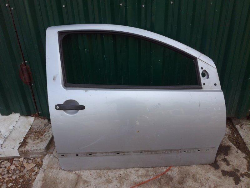 Дверь Citroen C2 2002 передняя правая (б/у)