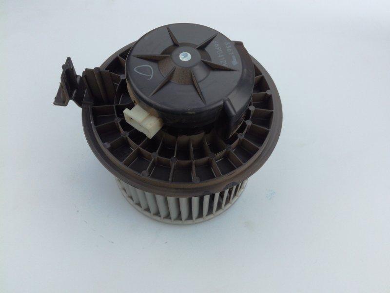 Моторчик отопителя Nissan Tiida C11 1.5 2004 (б/у)