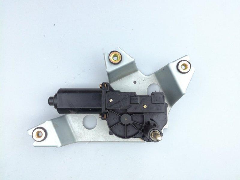 Моторчик стеклоочистителя Nissan Tiida C11 1.5 2004 задний (б/у)