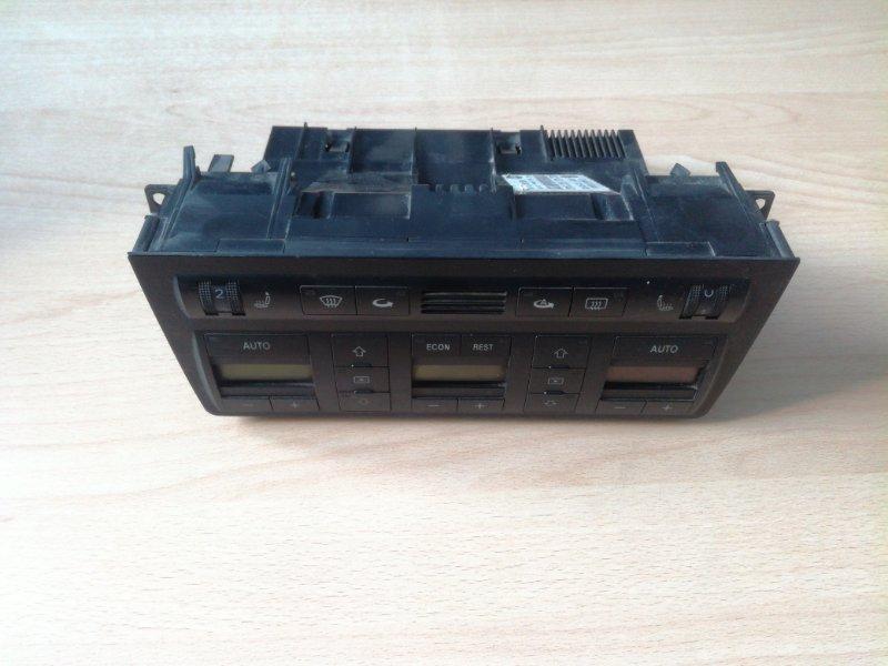 Блок управления климатической установкой Audi A8 1998 (б/у)