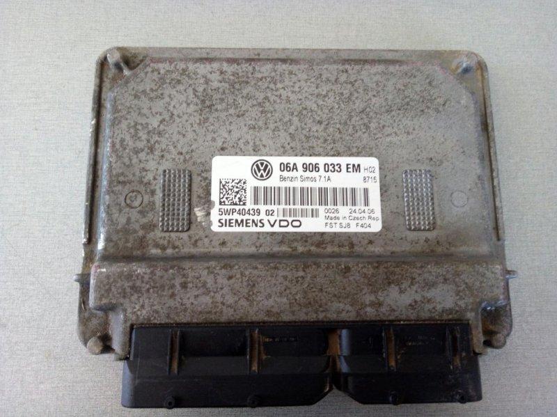 Электронный блок управления Volkswagen Golf 5 BSE 2003 (б/у)