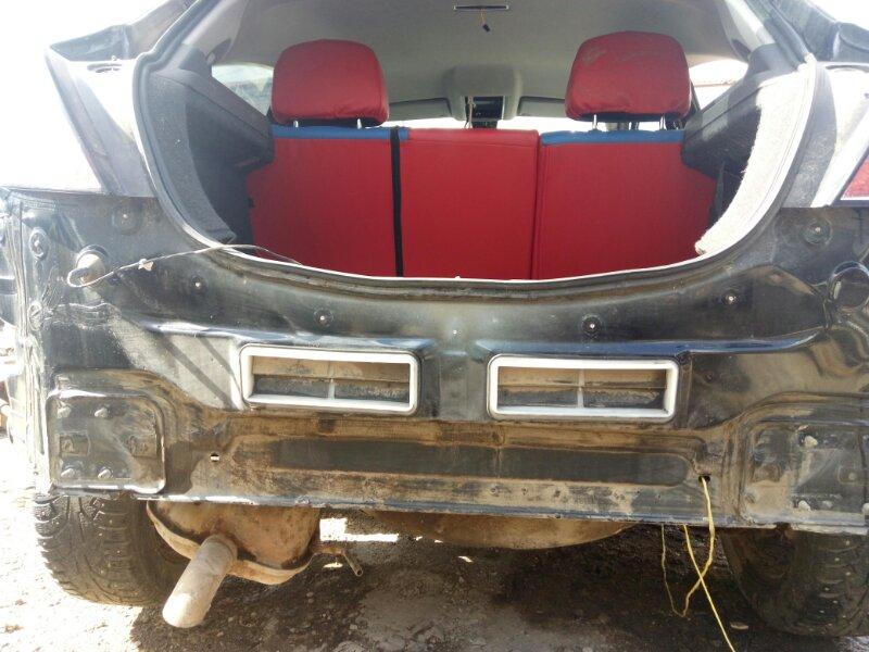 Задняя панель Opel Astra H GTC 1.6 2004 (б/у)