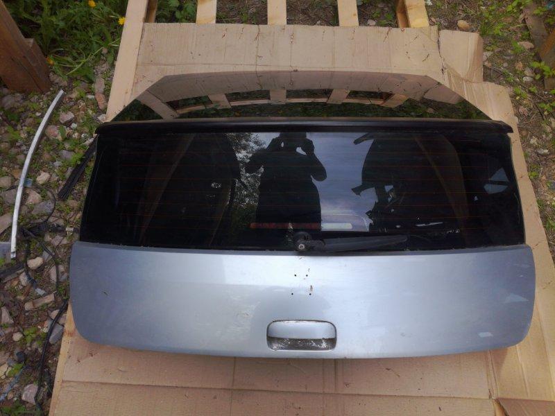 Крышка багажника Citroen C4 ХЭТЧБЕК 3ДВ. 2004 (б/у)