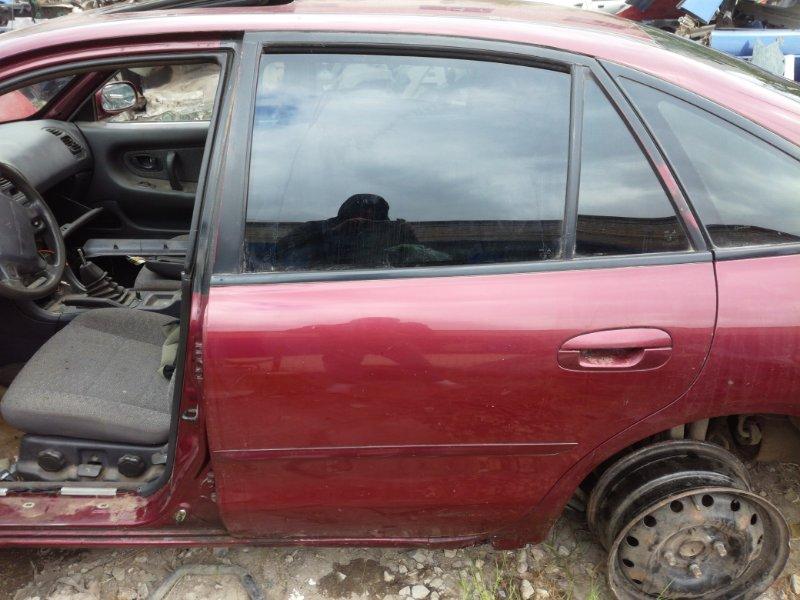Дверь Mitsubishi Galant 7 ХЭТЧБЕК 5ДВ. 2.0 1992 задняя левая (б/у)