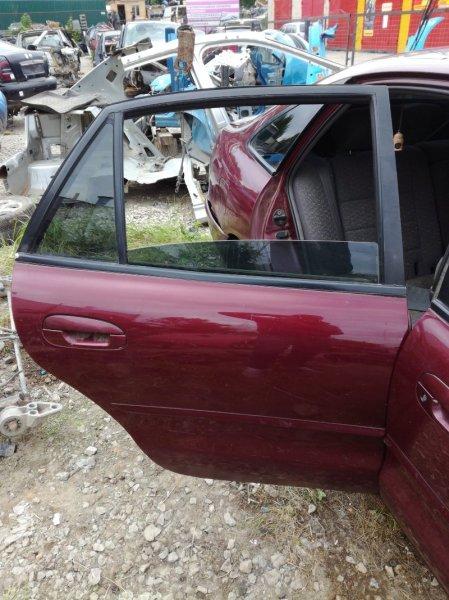 Дверь Mitsubishi Galant 7 ХЭТЧБЕК 5ДВ. 2.0 1992 задняя правая (б/у)
