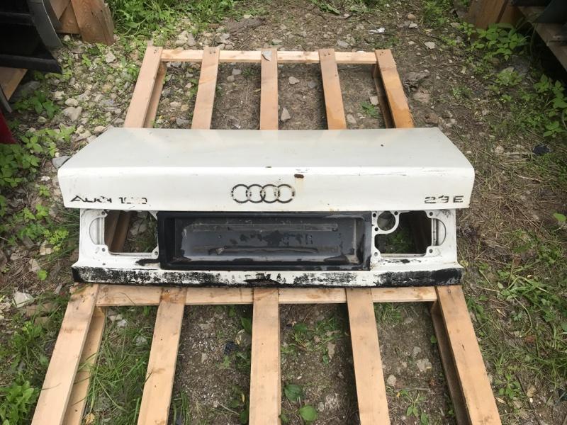 Крышка багажника Audi 100 C4 1990 (б/у)