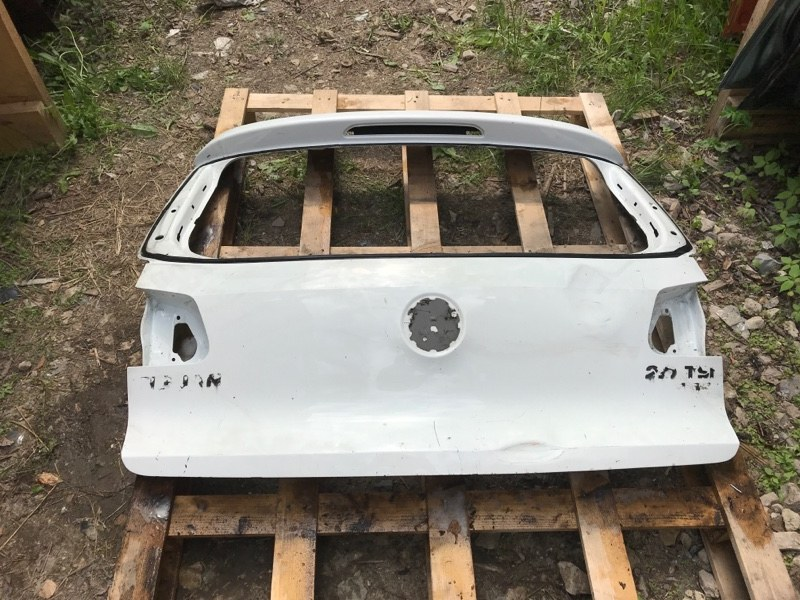 Крышка багажника Volkswagen Tiguan (б/у)