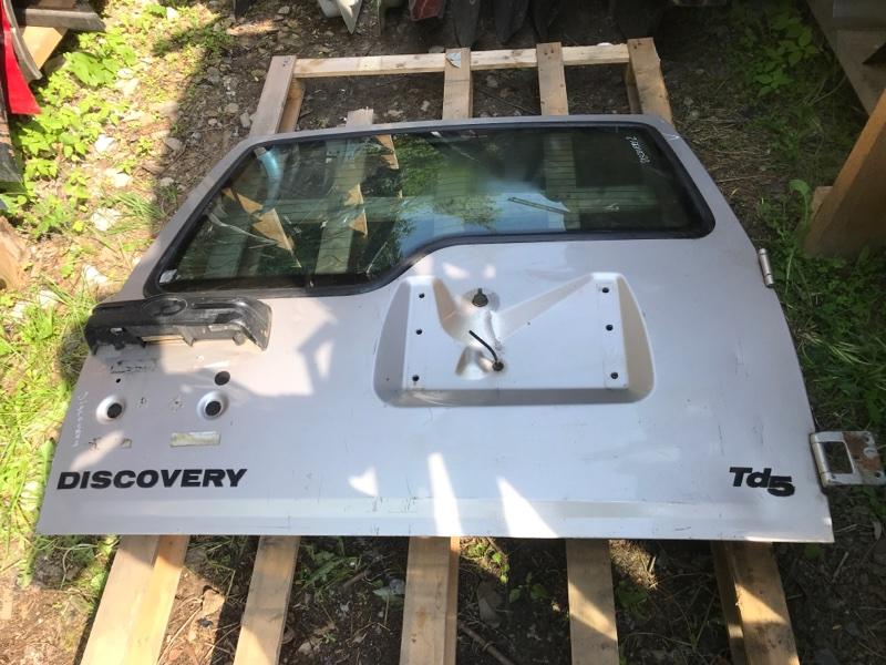 Крышка багажника Land Rover Discovery 2 (б/у)