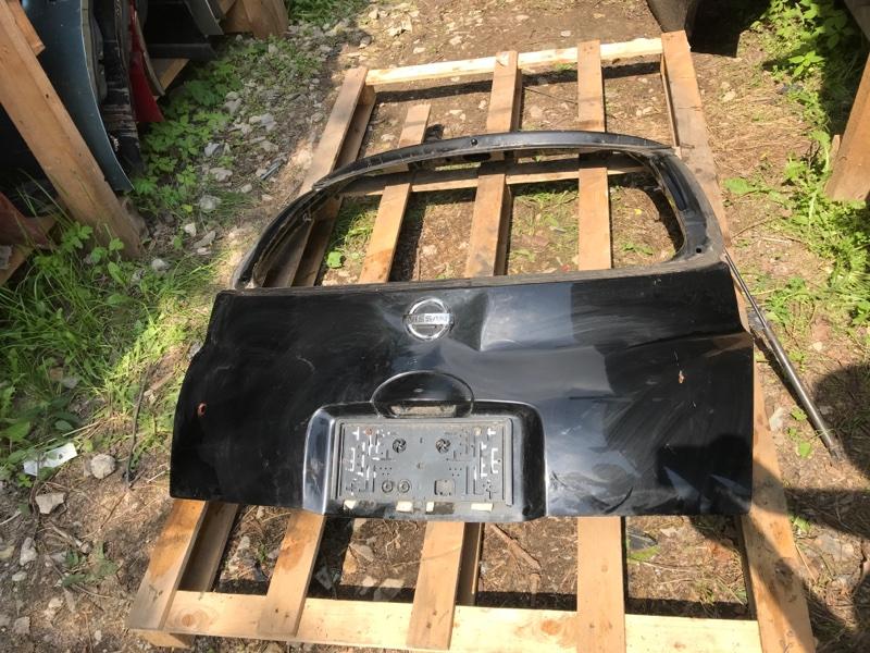Крышка багажника Nissan Micra K12 (б/у)