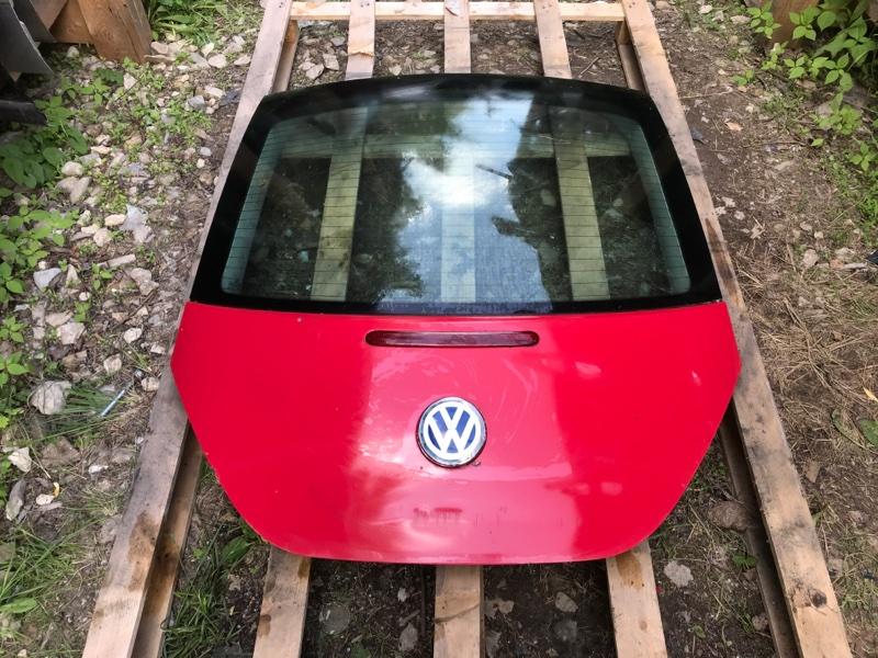 Крышка багажника Volkswagen New Beetle A4 (б/у)