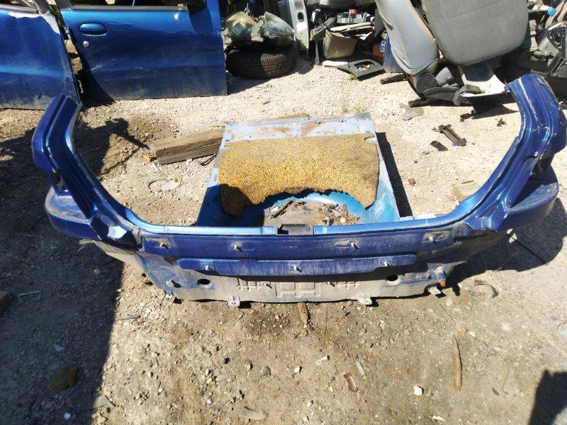 Задняя панель Fiat Albea 2010 задняя (б/у)