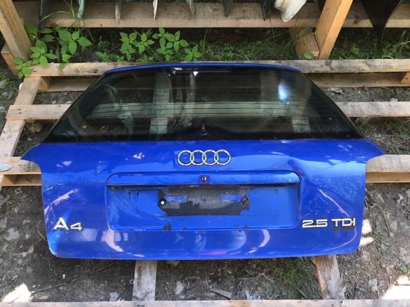 Крышка багажника Audi A4 B5 1994 (б/у)
