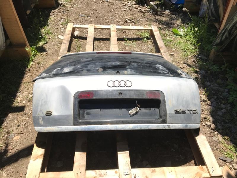 Крышка багажника Audi A6 УНИВЕРСАЛ (б/у)