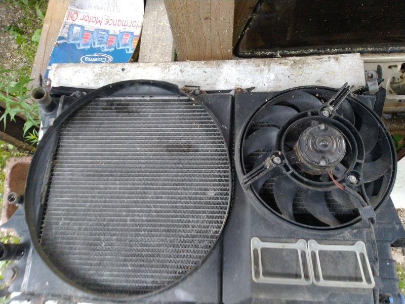 Диффузор радиатора Audi 100 C4 1990 (б/у)