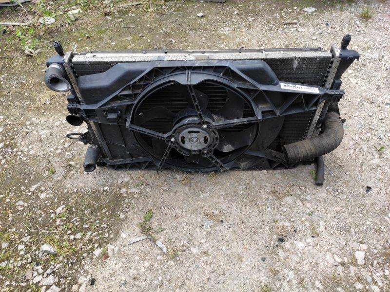 Диффузор радиатора Renault Laguna 2 2001 (б/у)
