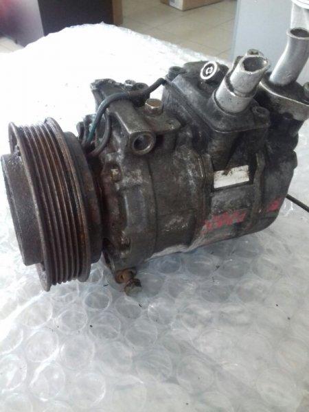 Компрессор кондиционера Audi A6 C5 AMX (б/у)