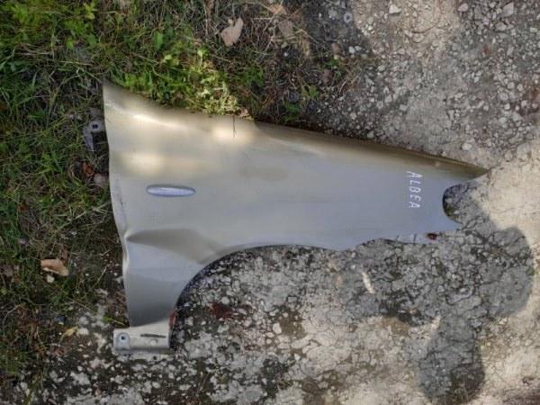 Крыло Fiat Albea 2005 переднее правое (б/у)