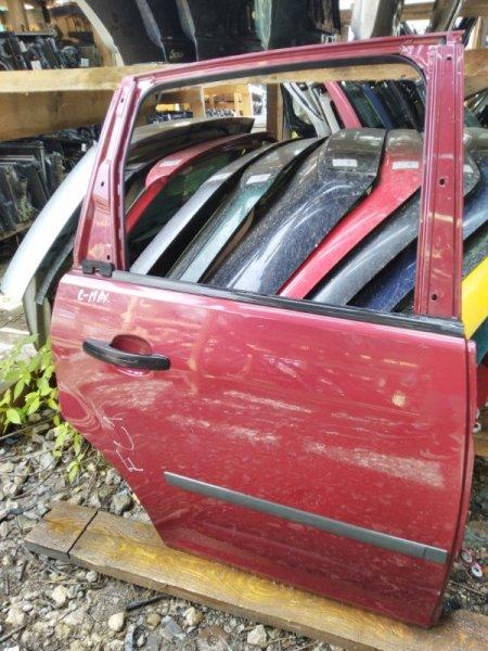 Дверь Ford C Max 2003 задняя правая (б/у)