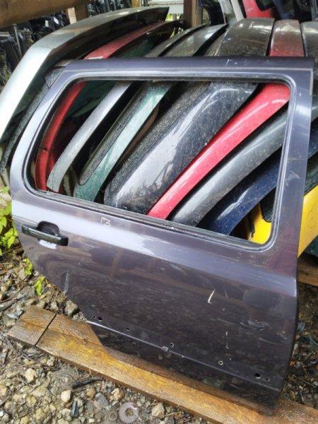 Дверь Volkswagen Golf 3 1991 задняя правая (б/у)