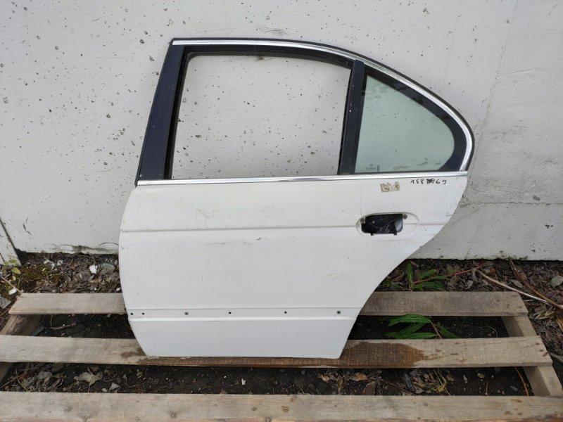 Дверь Bmw 5 Series E39 задняя левая (б/у)