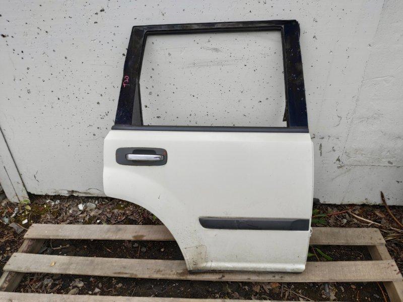 Дверь Nissan X-Trail T30 задняя правая (б/у)