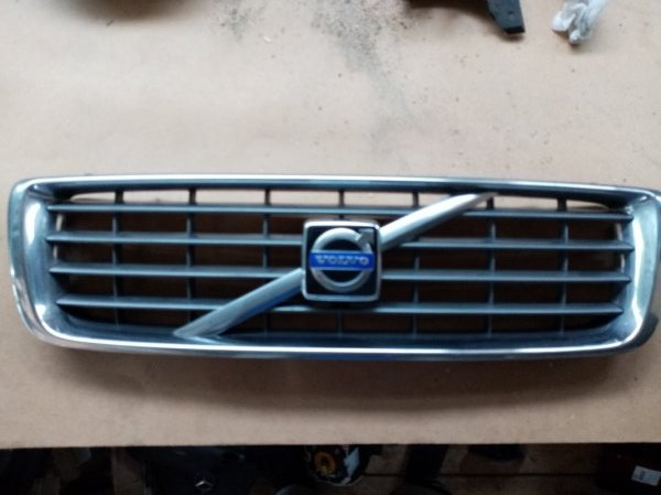 Решетка радиатора Volvo S80 2006 (б/у)