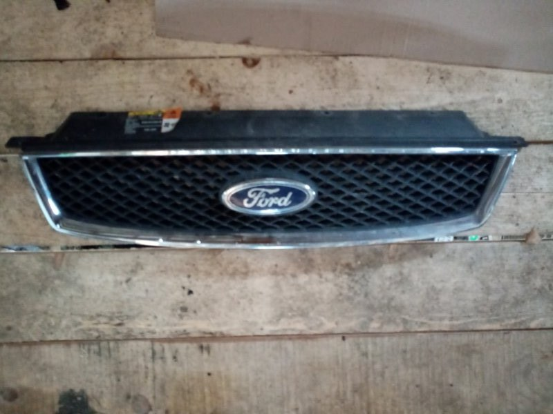 Решетка радиатора Ford C Max 2002 (б/у)