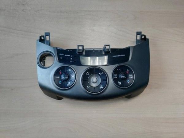 Блок управления климатической установкой Toyota Rav 4 XA30 РЕСТАЙЛИНГ 2.0 2010 (б/у)