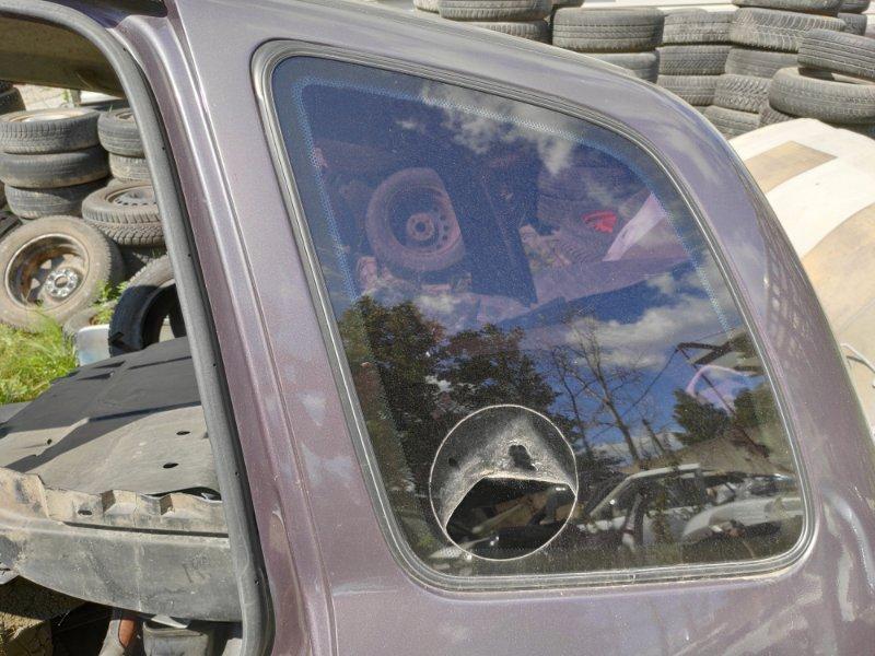 Стекло кузовное Kia Sportage 1 заднее левое (б/у)