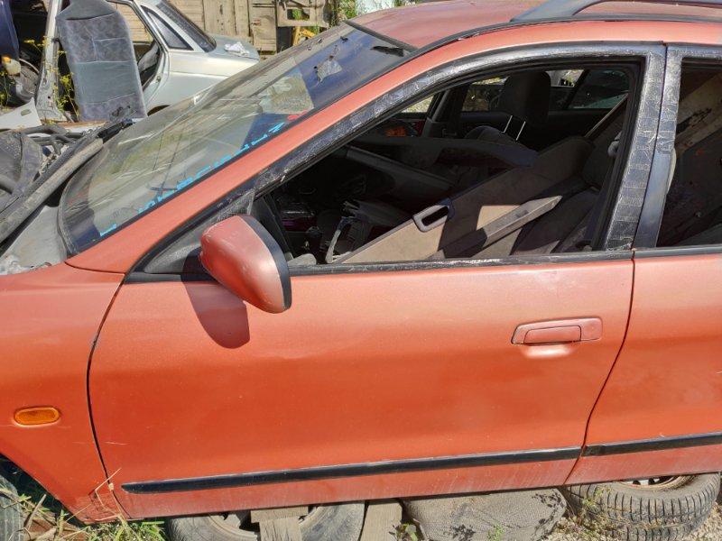 Дверь Mitsubishi Legnum 1996 передняя левая (б/у)