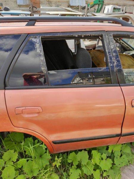 Дверь Mitsubishi Legnum 1996 задняя правая (б/у)